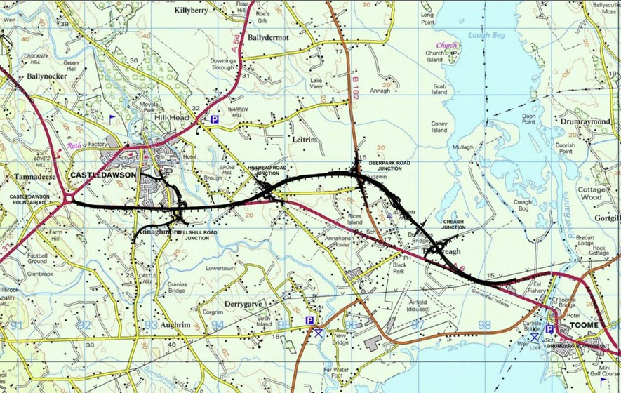 A6 delays 'costing mid-Ulster economy millions'