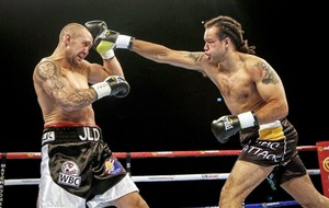 Cruiserweight Tommy McCarthy leads the way in Manchester fight night