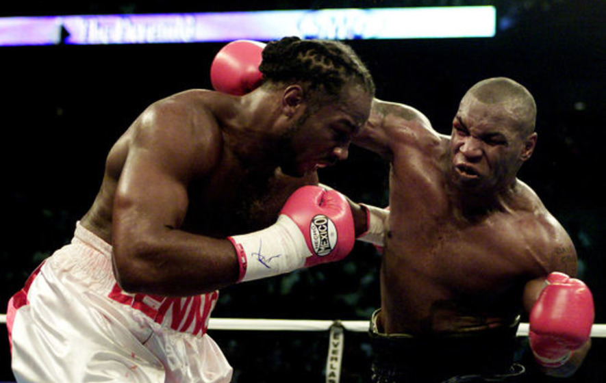 On This Day - Nov 22 1986: Mike Tyson becomes youngest world heavyweight boxing champion