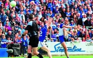 Retiring Paul Finlay 'a big loss' for Monaghan