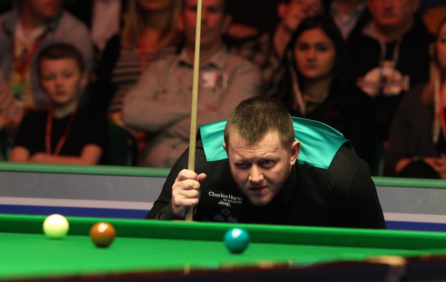 Mark Allen's hopes left hanging at Northern Ireland Open