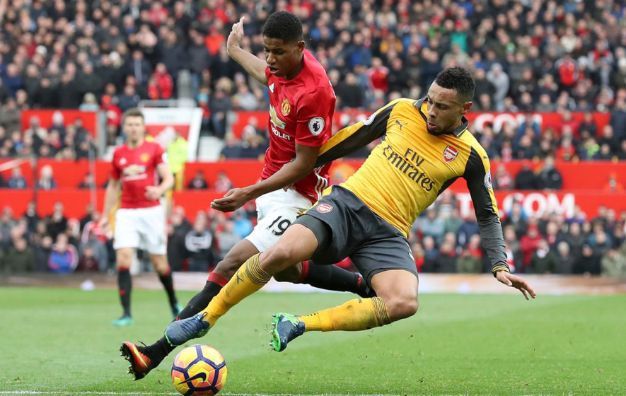 Arsenal's Theo Walcott takes responsibility for Manchester United goal in draw