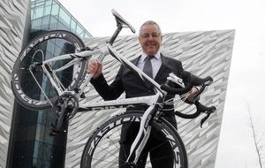 On this Day - November 20, 1959 - Ireland's 1987 Tour de France winner, Stephen Roche, is born