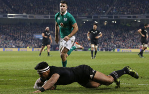 Conor Murray praises Ireland's young stars after All Black defeat