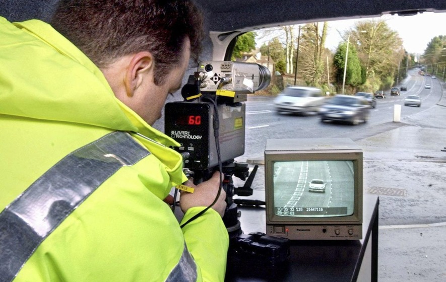 Drivers in Northern Ireland fined £1m a year for speeding