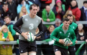 Devin Toner challenges Ireland to finish autumn off in style against Australia