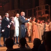 Video: Hamilton actor issues plea from stage to vice president elect Mike Pence