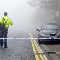 Pedestrian 'critically ill' after being hit by car near Belfast International Airport