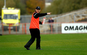 Mark Harte and Adrian O'Donnell chasing Ulster IFC final success with Pomeroy