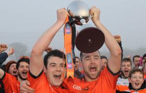 St Bridget's, Cloughmills battle through the fog to win Ulster Club IHC final