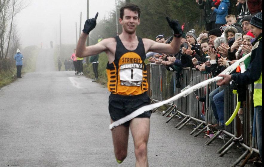 Paul Pollock overcomes heat to finish 14th in Delhi Half Marathon
