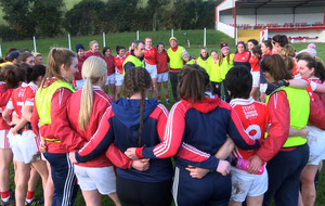 Mourneabbey win was 'toughest game ever' - Donaghmoyne's Amanda Casey