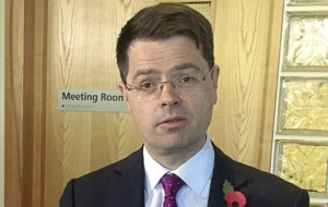 Secretary of State James Brokenshire under spotlight over legacy issues