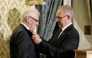 Retired Newry man Jerome Mullen awarded Poland's highest civilian honour