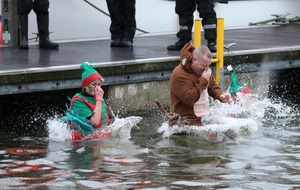 Hardy souls urged to sign up for Belfast's Polar Plunge in aid of Special Olympics