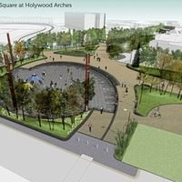 CS Lewis Square to be officially opened in east Belfast