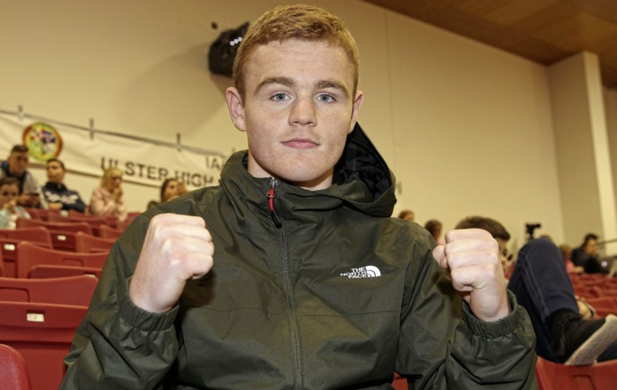 Brett McGinty is left fuming after controversial World Youths exit