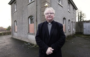 Priest targeted in sectarian attack thanks Protestant clergy for support