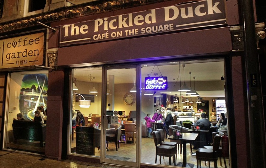 Eating Out: The Pickled Duck Cafe in Derry