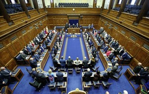 Brian Feeney: Stormont an extraordinarily extravagant county council