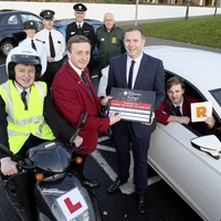 Young drivers urged to take road safety pledge to reduce number of crashes