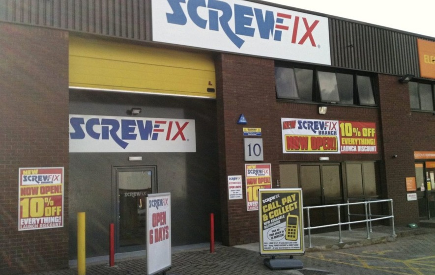Strong Screwfix sales drive Kingfisher revenue to nearly £3bn in third quarter