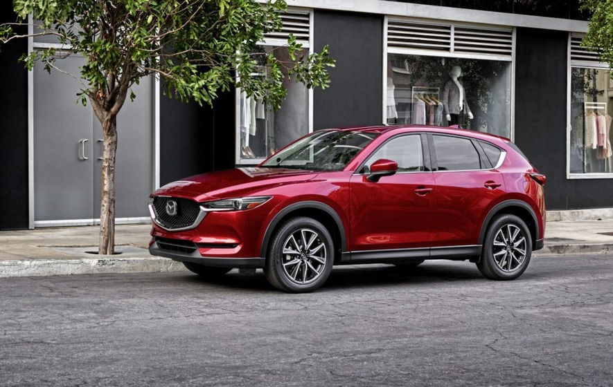 Mazda refines CX-5's winning formula for 2017