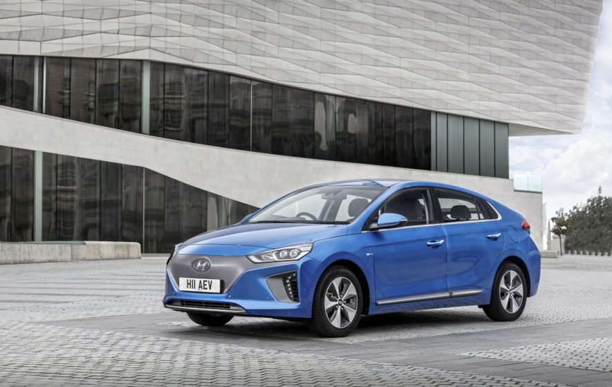 Isn't it Ioniq? Hyundai joins the hybrid and electric charge