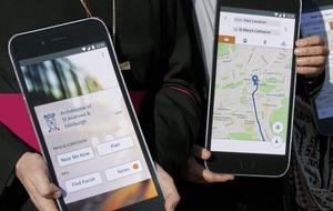 Catholic app puts Mass times at fingertips of faithful