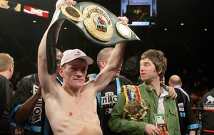 On This Day - Nov 23 2008: Ricky Hatton retains his light-welterweight crown with stoppage victory