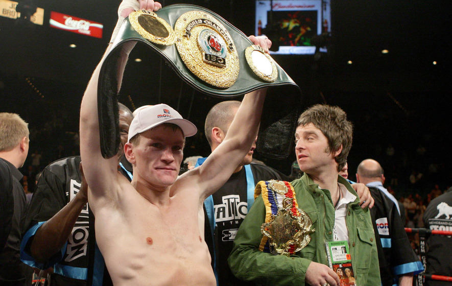 Ricky Hatton reveals he tried to kill himself several times while battling depression
