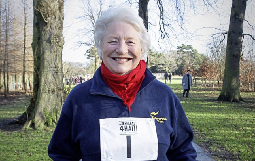 20 Questions on Health & Fitness: Dame Mary Peters - The