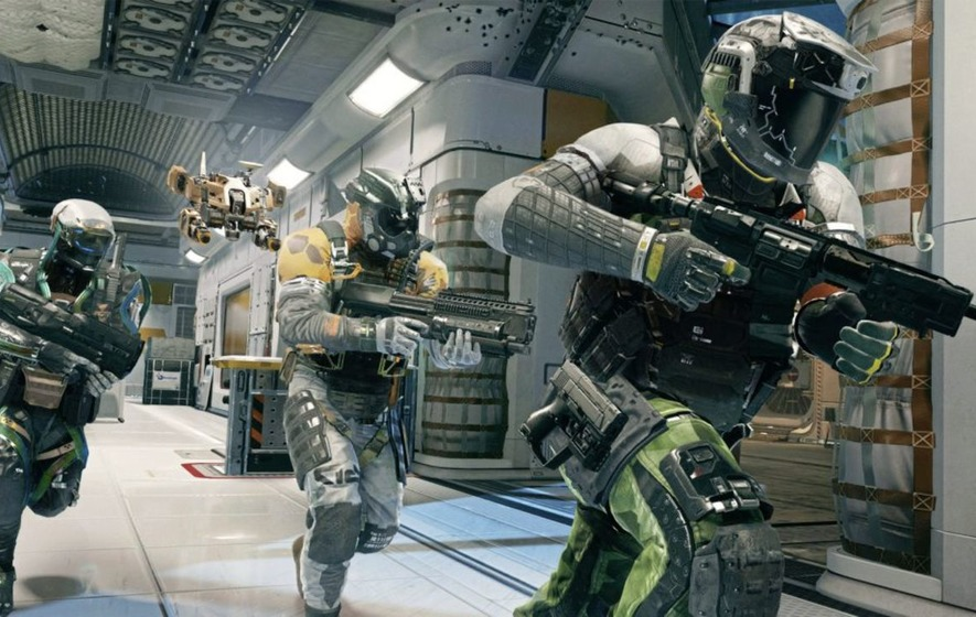 Games: Call of Duty – Infinite Warfare
