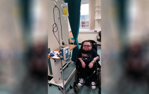 Co Tyrone man with rare disease receives first treatment of revolutionary drug