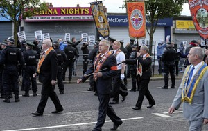 Orange Order hits out at reappointment of Parades Commissioners