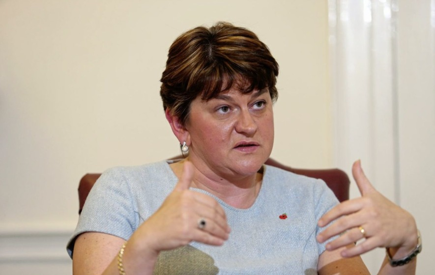 Patrick Murphy: Nationalist anger at Arlene Foster may become a problem for Sinn Fein
