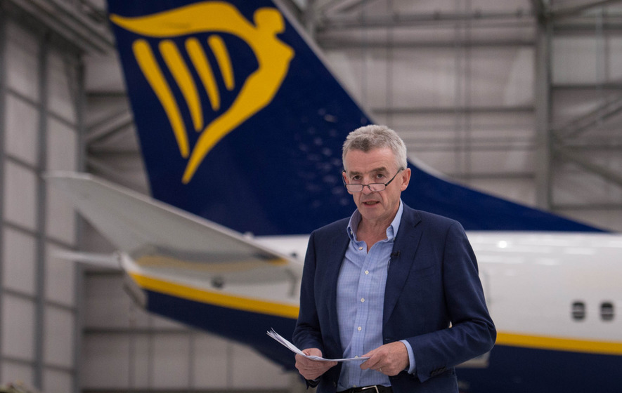 UK about to 'walk off a cliff' due to Brexit vote, Ryanair boss Michael O'Leary says