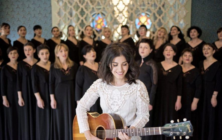 Singer Katie Melua on her bold change of musical direction