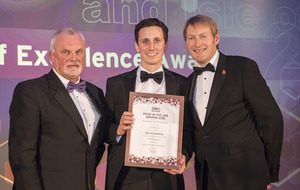 Site managers seal glory at NHBC awards