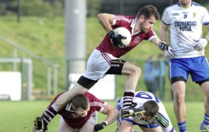 Francis McEldowney's new tricks keep him starring for Slaughtneil