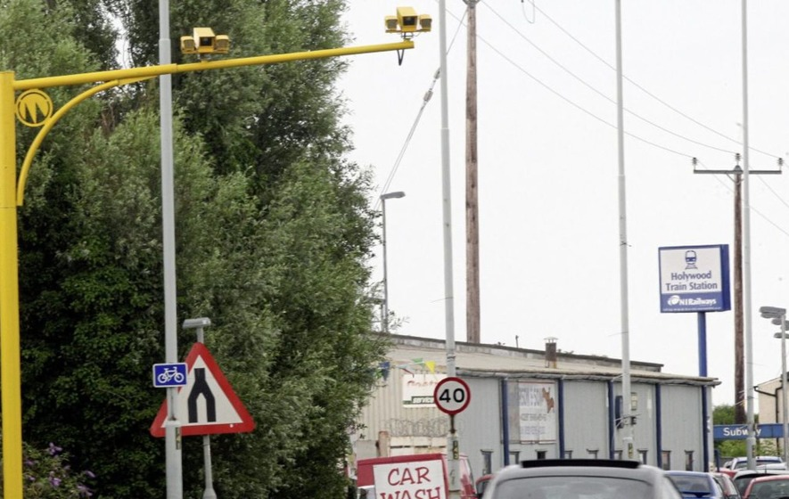 Not a single road safety initiative funded by income from speeding fines