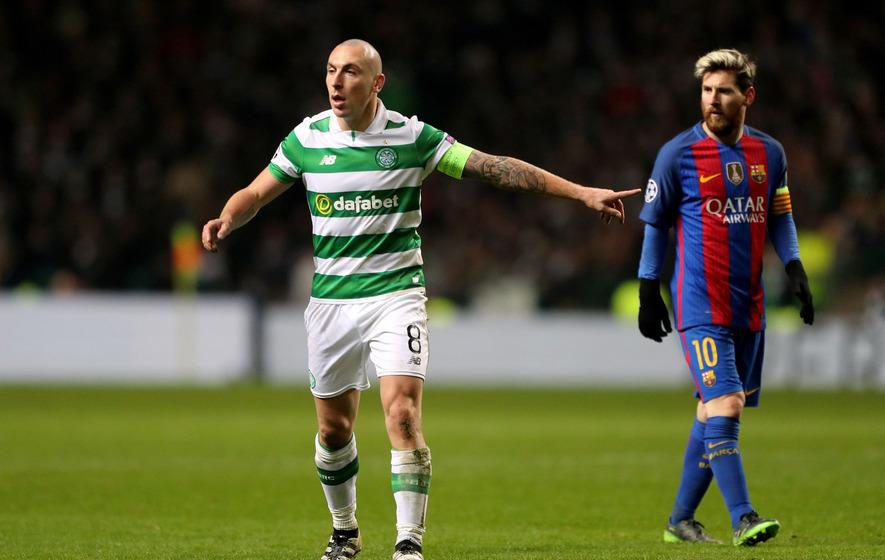 Skipper Scott Brown returns from suspension as Celtic host Partick Thistle