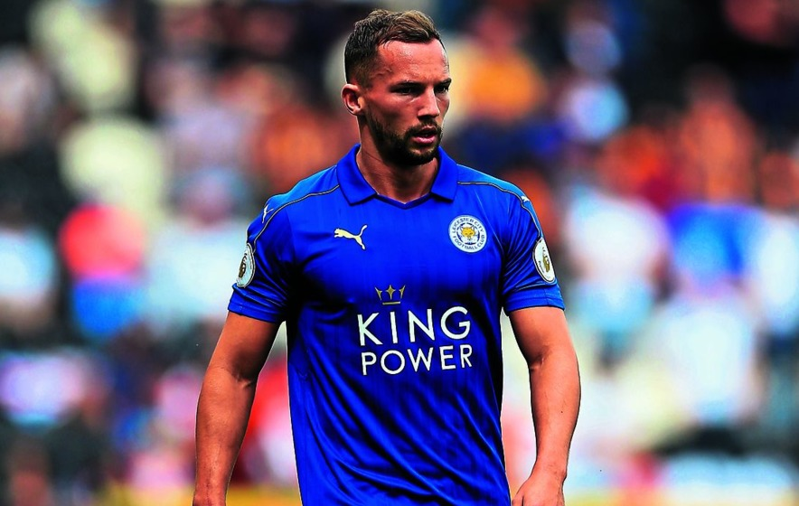 Danny Drinkwater on  an FA rap for violent conduct
