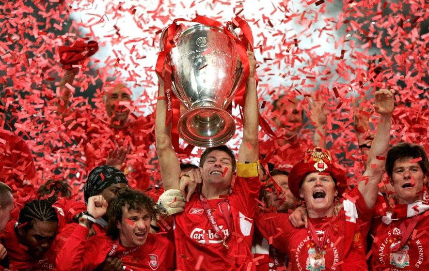 14 alternative things we can remember Steven Gerrard for, through pictures he'd rather forget