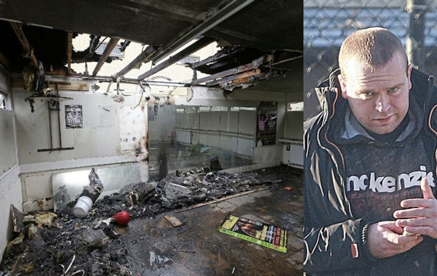 Moira man admits arson attack at GAA club in Lurgan