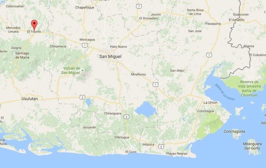 7.0-magnitude quake shakes El Salvador, Nicaragua