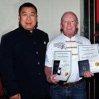 Top Duan Wei Wushu awards for Irish News photographer Seamus Loughran