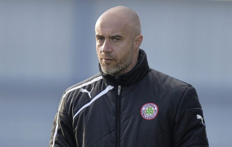 Cliftonville boss Gerard Lyttle wants Reds fans to unite