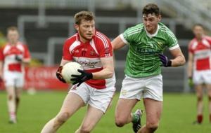 Pomeroy to edge battle with youthful Donaghmoyne