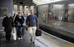 Enterprise train passengers suffer 1,700 delays in a year